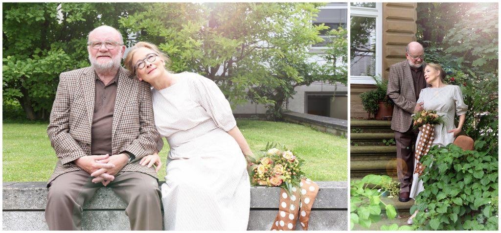 Collage Hochzeit I