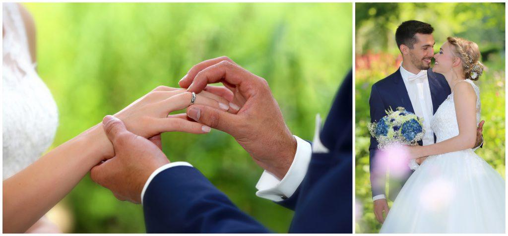 Collage Hochzeit II