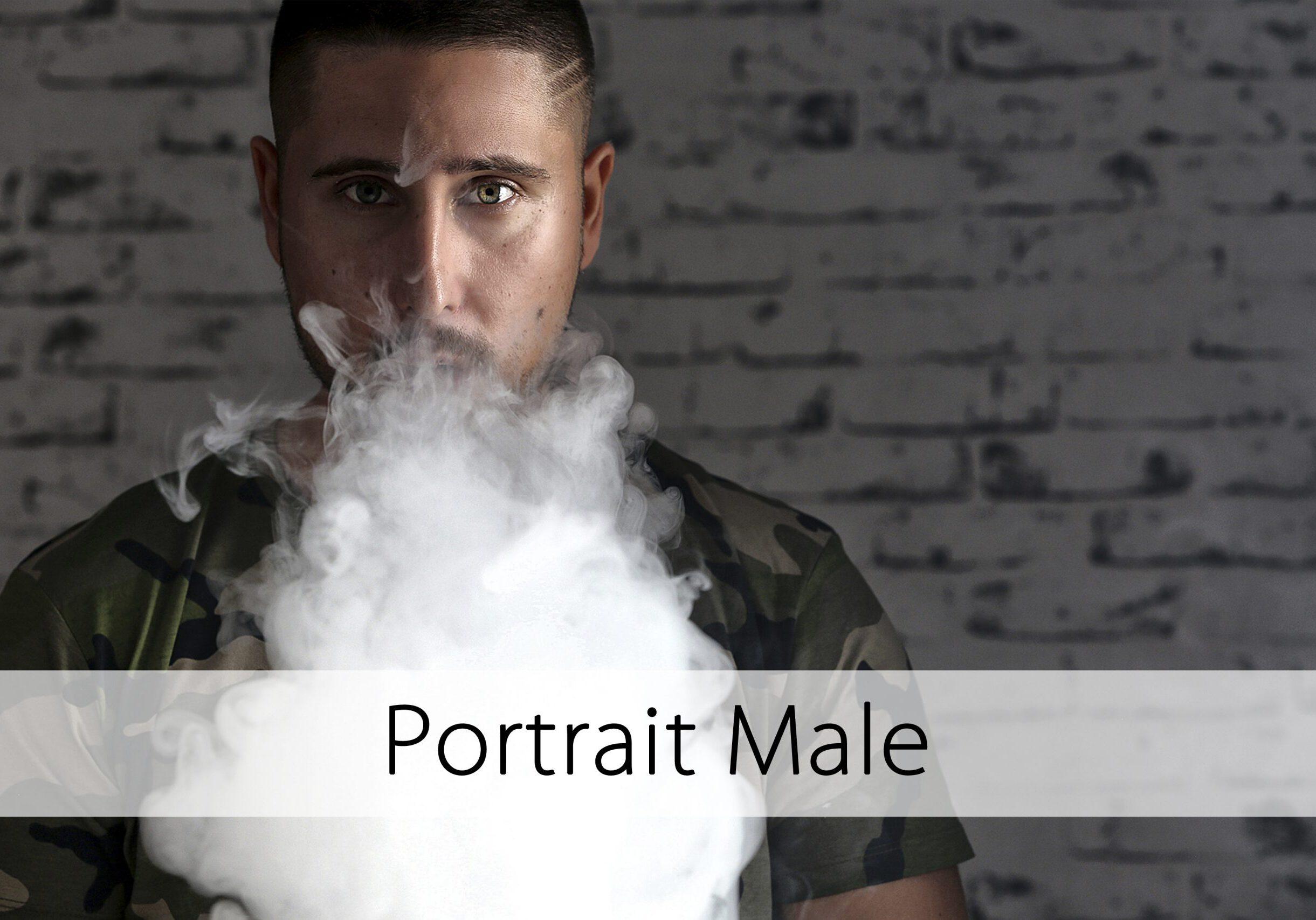 Portrait Male